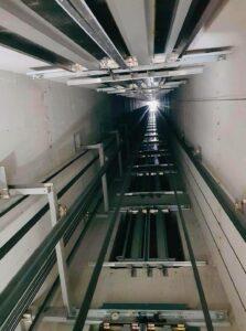 Những lưu ý khi lắp đặt Cơ khí thang máy